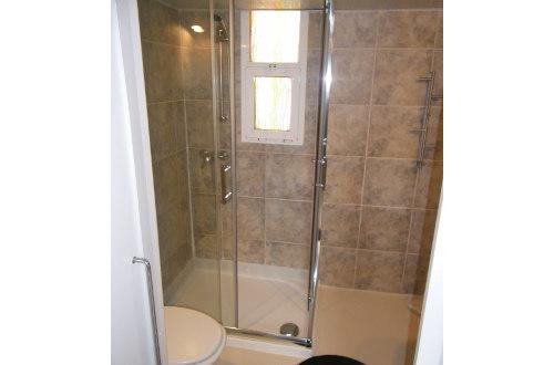 Cuarto de baño del apartamento