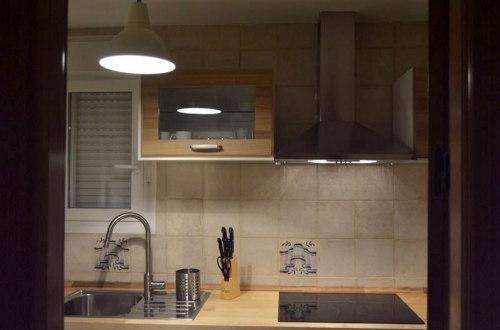 Cocina del apartmento